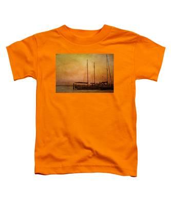 Pensacola Harbor Toddler T-Shirt