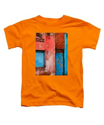 Toddler T-Shirt featuring the photograph Rosa's Place by Skip Hunt