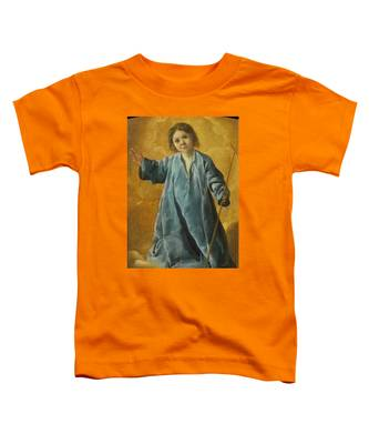 The Infant Christ Toddler T-Shirt