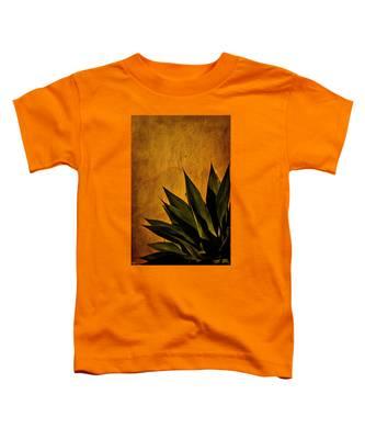 Adobe And Agave At Sundown Toddler T-Shirt