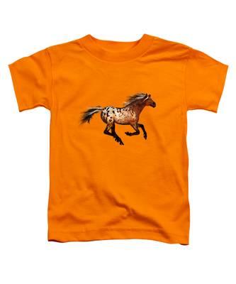 An Appaloosa Called Ginger Toddler T-Shirt