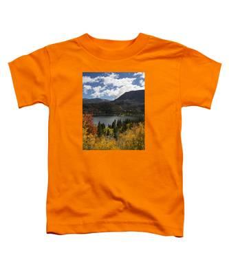Autumn At Rock Creek Lake 2 Toddler T-Shirt