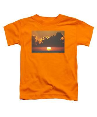 Ball Of Fire Toddler T-Shirt