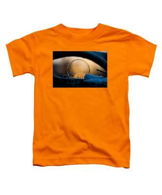 Captured Sunrise Toddler T-Shirt