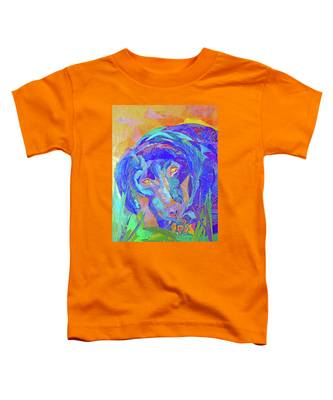 Laila The Lab Toddler T-Shirt
