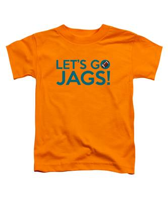 Let's Go Jags Toddler T-Shirt