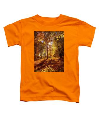Passing Time Toddler T-Shirt