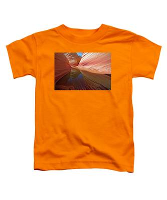 Pool At The Wave Toddler T-Shirt