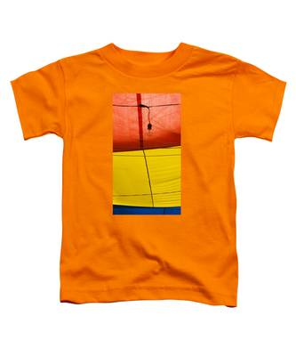 Toddler T-Shirt featuring the photograph Primary Light by Skip Hunt