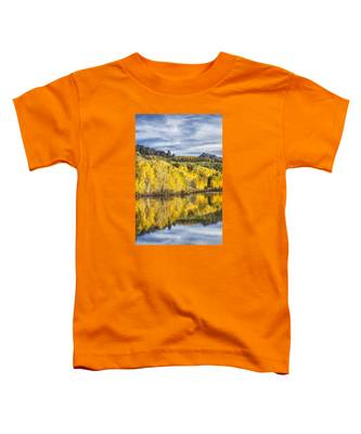 Reflection With Ophir Needles I Toddler T-Shirt