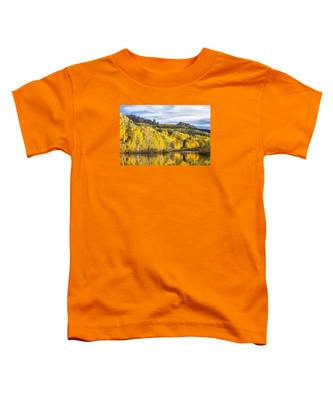 Reflection With Ophir Needles II Toddler T-Shirt