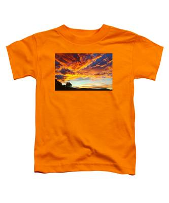Sunset Toddler T-Shirts