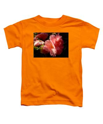 Splash Of Begonia Toddler T-Shirt