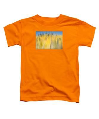 Striking Gold Toddler T-Shirt