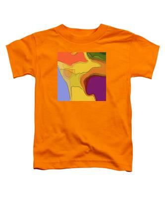 Terraced Toddler T-Shirt