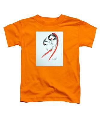The Women Toddler T-Shirt