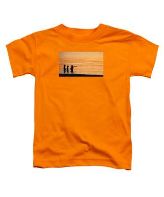 The Wonders Of Children Toddler T-Shirt