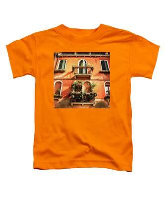 Venetian Windows Toddler T-Shirt