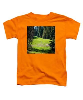 Welcom To Life- Toddler T-Shirt