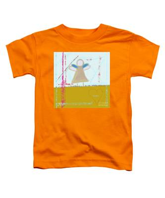 Angel Of Grace Toddler T-Shirt