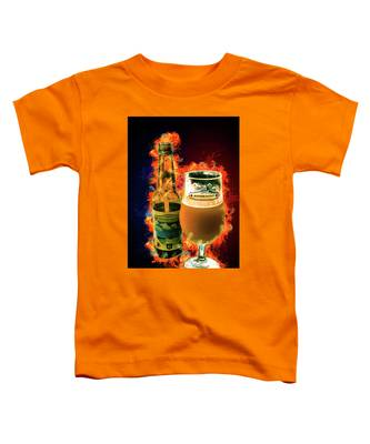 Bonaire Blond Toddler T-Shirt
