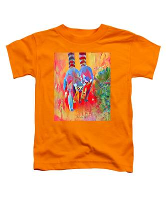 Madagascar Dreaming Toddler T-Shirt