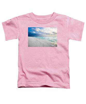 Colors Of Paradise Toddler T-Shirt
