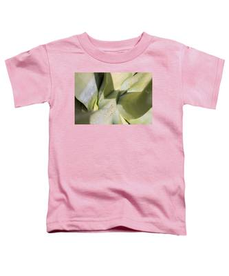 Giant Agave Abstract 3 Toddler T-Shirt