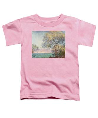 Morning At Antibes Toddler T-Shirt