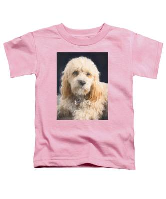The Wink Toddler T-Shirt