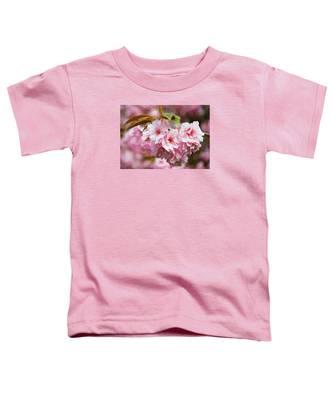 Cherry Blossom Toddler T-Shirt