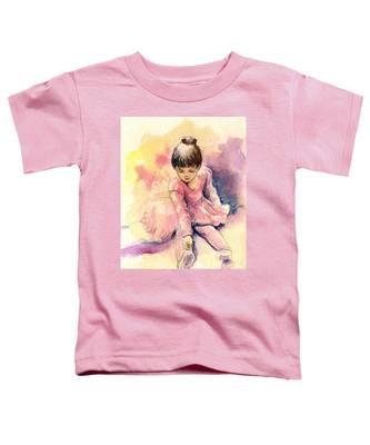 Little Ballerina Toddler T-Shirt