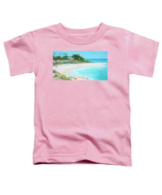 San Clemente Beach California Toddler T-Shirt