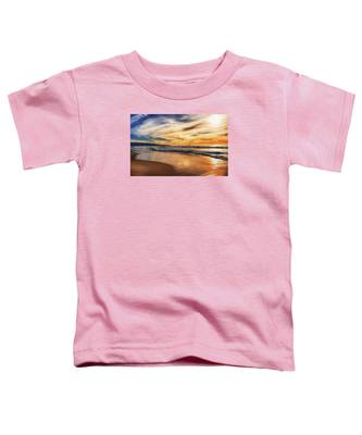 Afternoon At The Beach Toddler T-Shirt