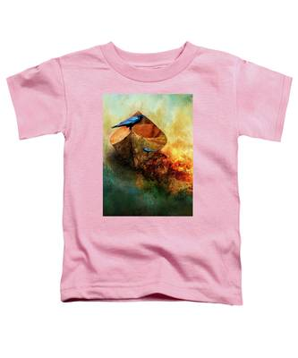 Beached Crow Toddler T-Shirt