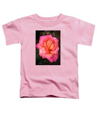 Blushing Rose Toddler T-Shirt