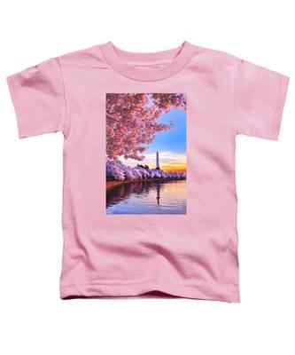 Cherry Blossom Festival  Toddler T-Shirt