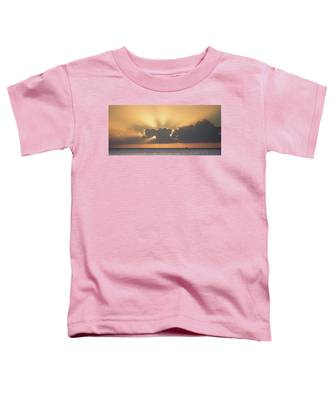 Evening Fishing Toddler T-Shirt