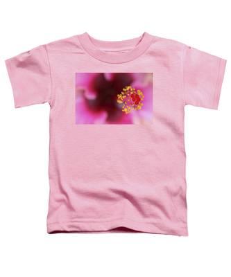 Extreme Hibiscus Toddler T-Shirt