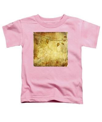 Golden Branch Of Hope  Toddler T-Shirt