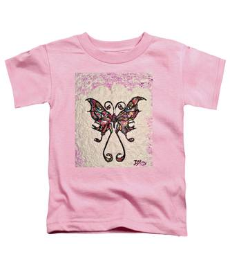 Lady T Toddler T-Shirt