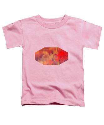 Landscape Of Dreaming Poppies Toddler T-Shirt