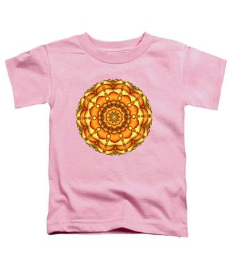 Layers Of Gold Toddler T-Shirt