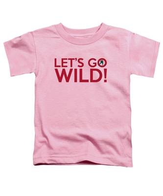 Let's Go Wild Toddler T-Shirt