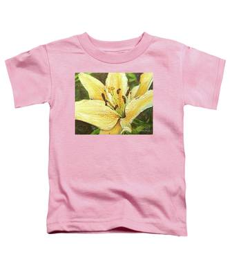 Lily Dream Toddler T-Shirt