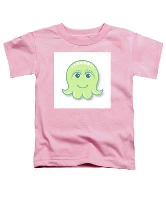 Graphic Design Toddler T-Shirts