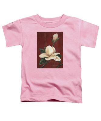 Magnolia I Toddler T-Shirt