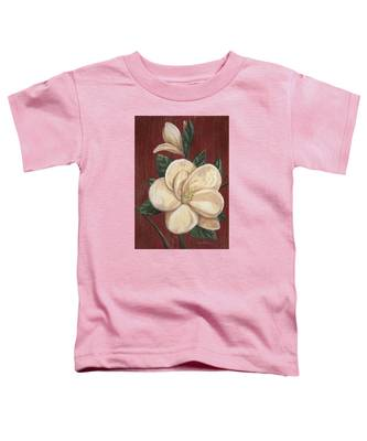 Magnolia II Toddler T-Shirt
