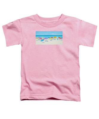 Main Beach East Hampton  Toddler T-Shirt