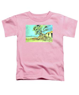 Mayorcan Tree Toddler T-Shirt